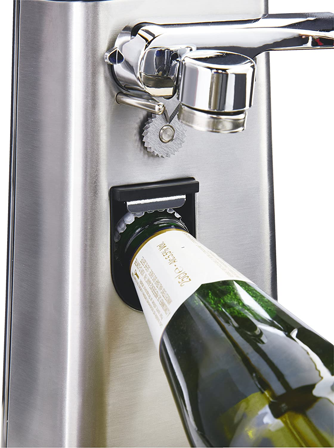 Stainless Steel Oster FPSTCN1300 Electric Can Opener