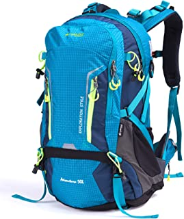 Kounga Chanodug Multi Sports Backpack 50L 50l Waterproof Multi Sports Backpack With Rain Cover for Outdoor Sport