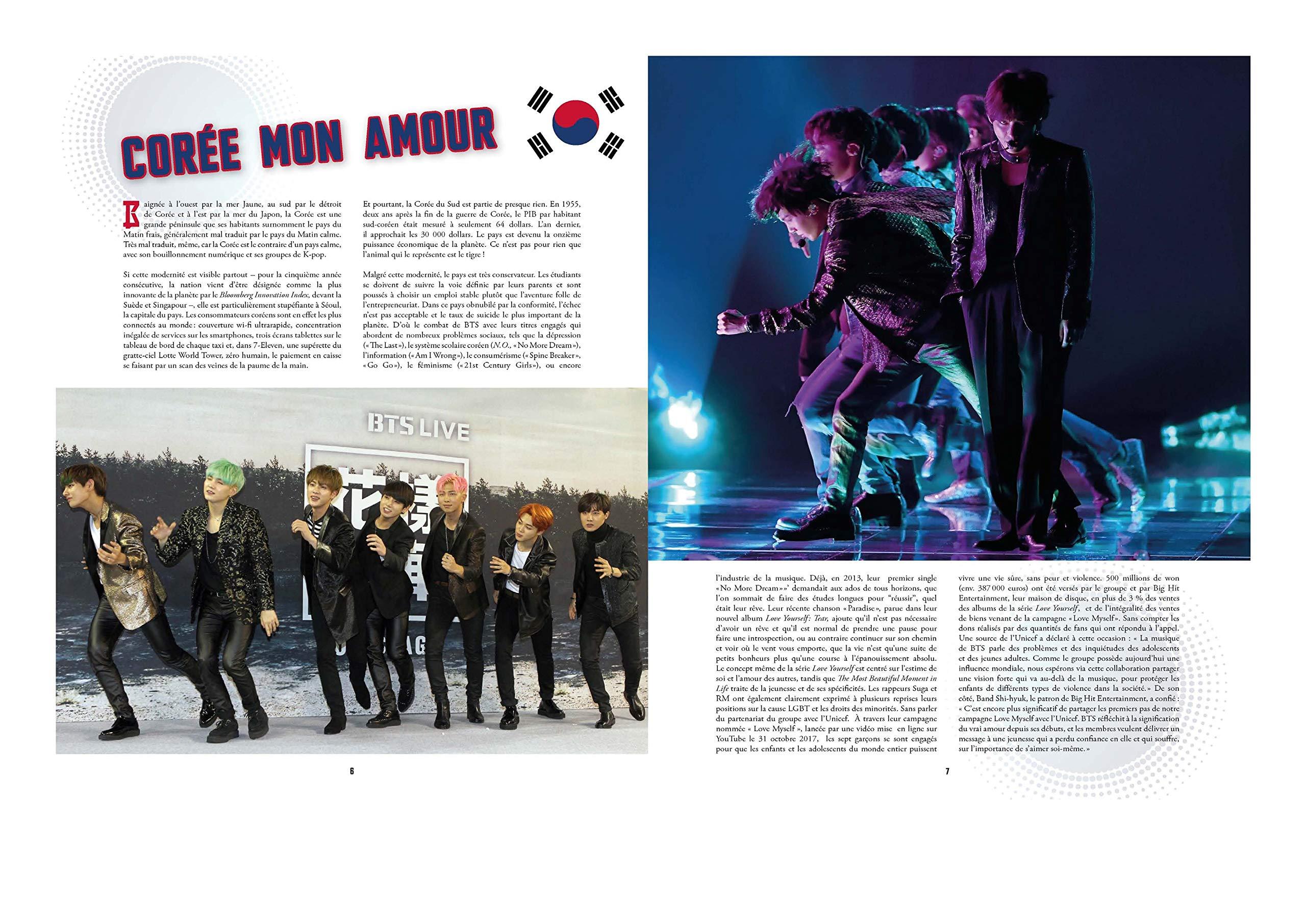 BTS Kings of K-pop : Lalbum non officiel: Amazon.es: Arthur ...