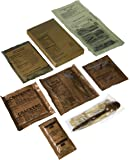 Sure-Pak MRE Complete Meal Kit with Heater-Single Meal (Main Course May Vary)