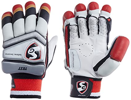 c454606dffb Buy SG Test Batting Gloves (Color May Vary) Online at Low Prices in ...