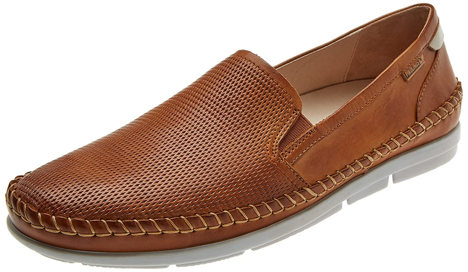clear-cut texture clearance prices designer fashion Amazon.com | Pikolinos Men's, Altet Slip on Shoes | Loafers ...