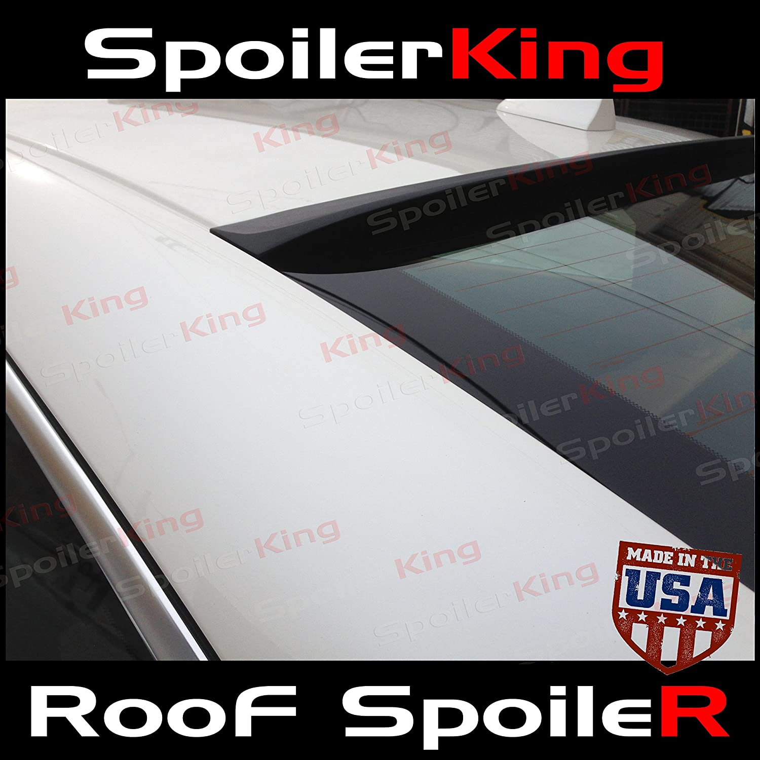 Spoiler King Roof Spoiler 284R Compatible with Chevy Impala 2014-on