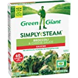 Green Giant, Broccoli and cheese sauce, 10 oz (Frozen)