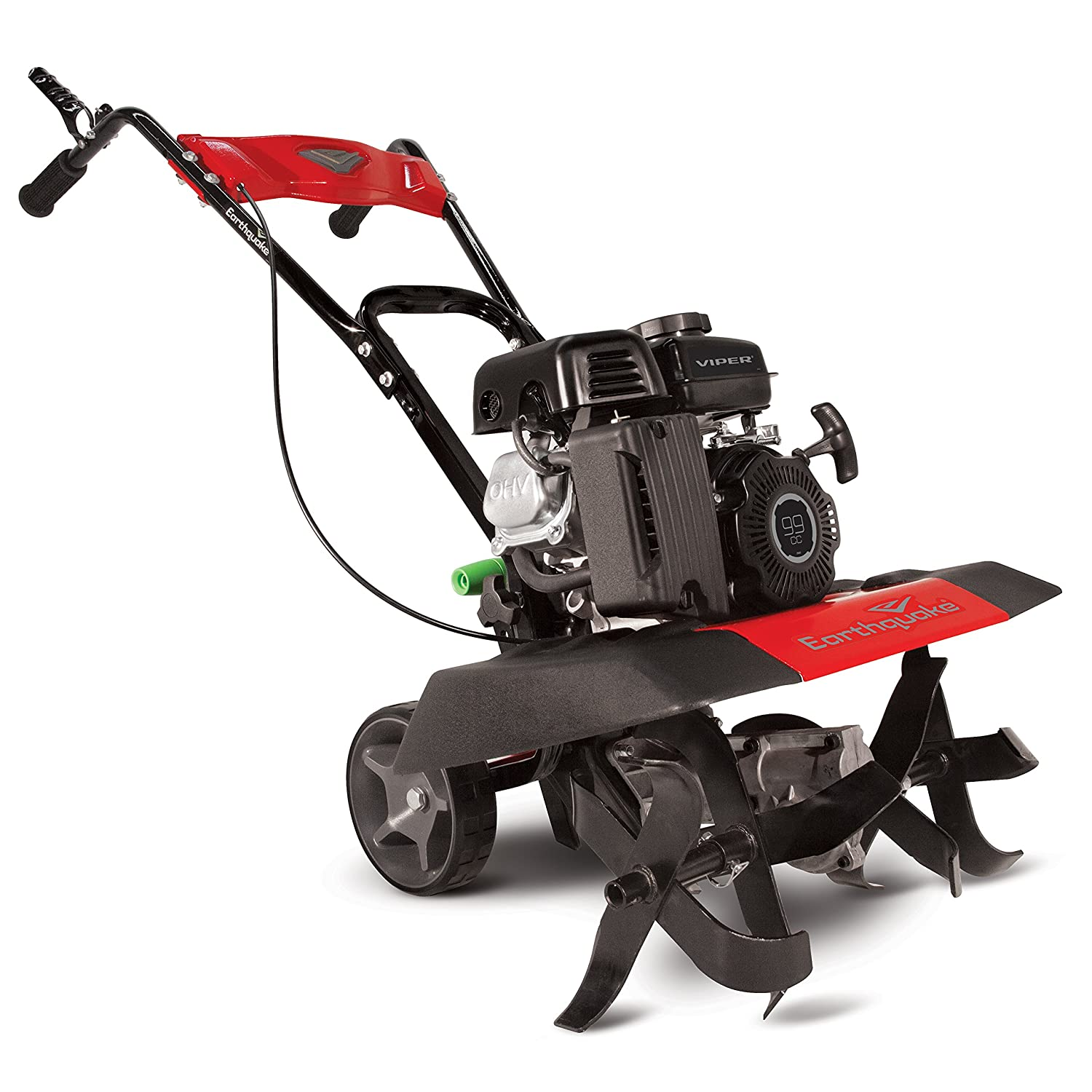 Front Mounted Rototiller