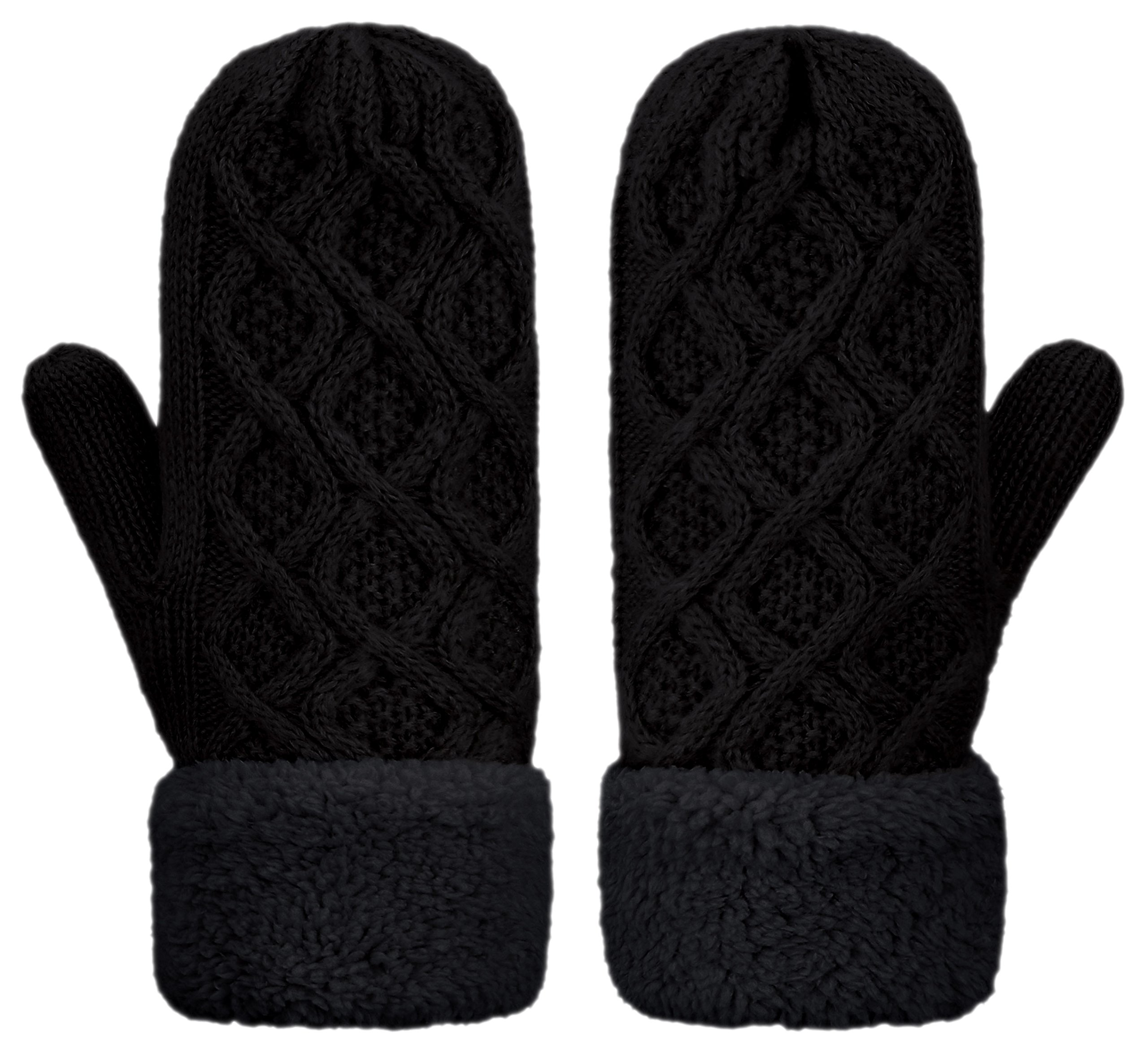 IL Caldo Women's Winter Mittens