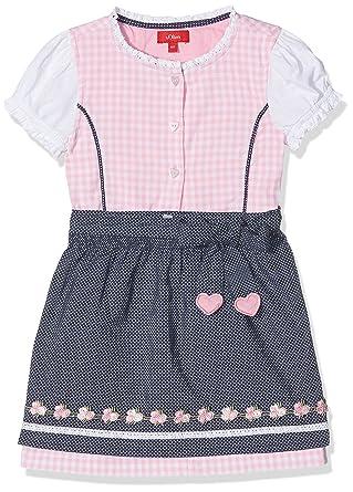 0c56e4ecb617f s.Oliver Baby - Mädchen Dirndl 59.707.82.2655
