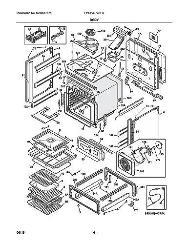 Amazon Com 807123002 Electrolux Motor Assembley Appliances