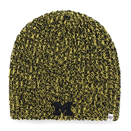 3241aebd024 Amazon.com    47 NCAA Michigan Wolverines Women s Orca Knit Beanie ...