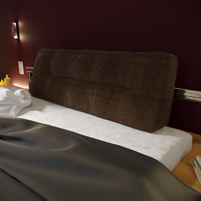 MSS/® R/ückenkissen f/ür Bett R/ückenlehne Keilkissen f/ür Couch und Sofakissen R/ückenkissen f/ür Lounge oder Palettenkissen