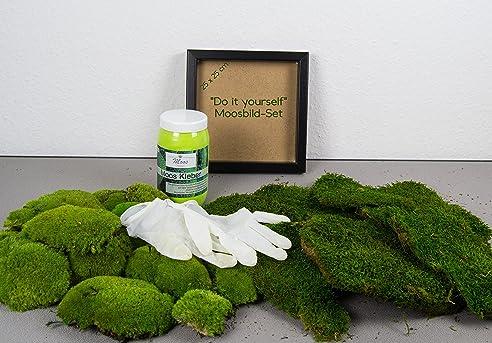 deko mit moos with deko mit moos deko moos bastelmoos osterkorb with deko mit moos. Black Bedroom Furniture Sets. Home Design Ideas
