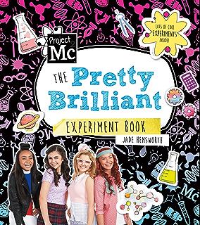 Project Mc2 The Pretty Brilliant Experiment Book