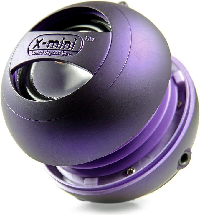 x mini 2 speaker specs
