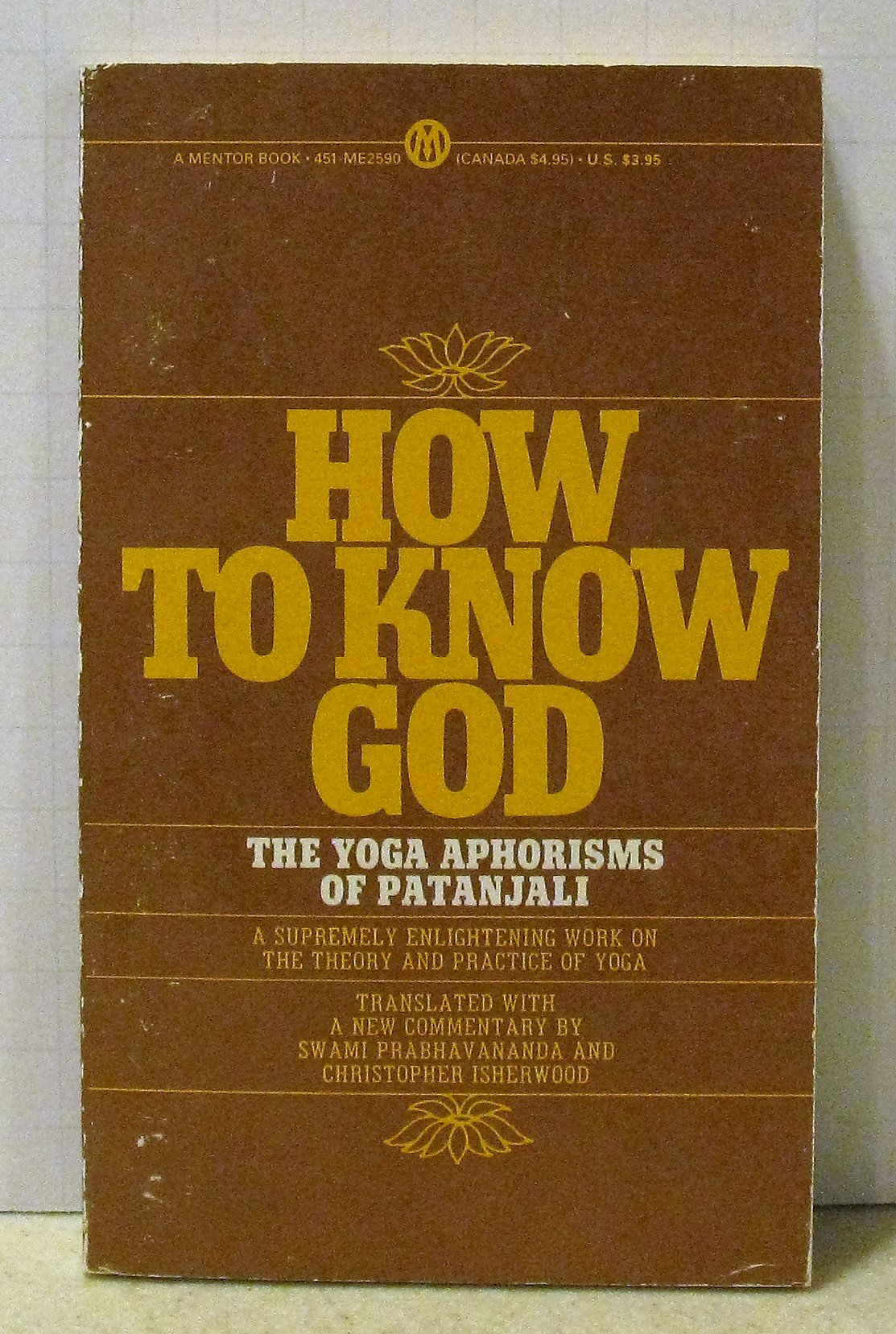 How to Know God (Mentor Series): Amazon.es: Swami ...