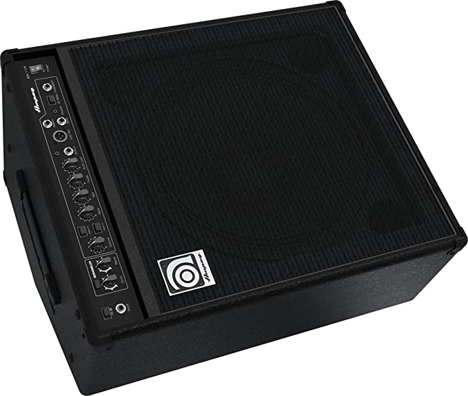 Amazon.com: Ampeg BA115v2 1 x 15-Inch Combo Bass Amplifier: Musical Instruments
