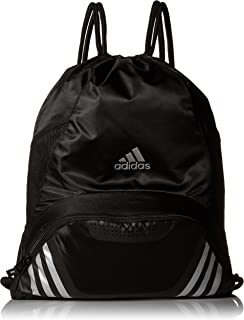 Amazon.com: adidas 5123793 Alliance Sport Sackpack,Black,One Size ...