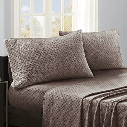 Superb True North By Sleep Philosophy Micro Fleece Queen Bed Sheets Set, Casual  Ultra Soft Bed