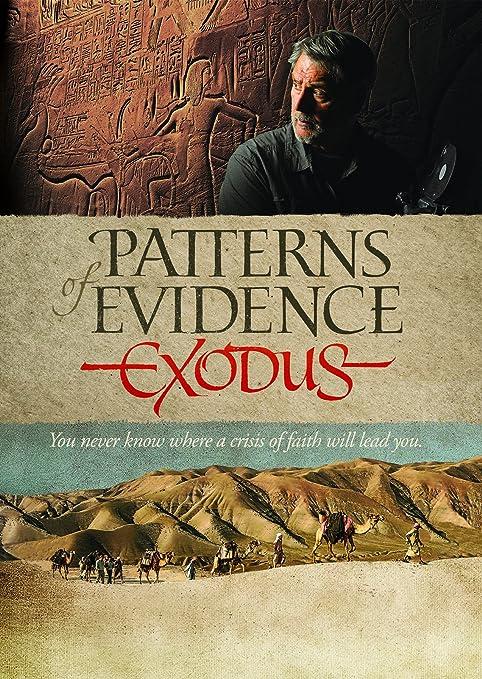 Amazon.com: Patterns of Evidence: Exodus: Kevin Sorbo- narrator ...