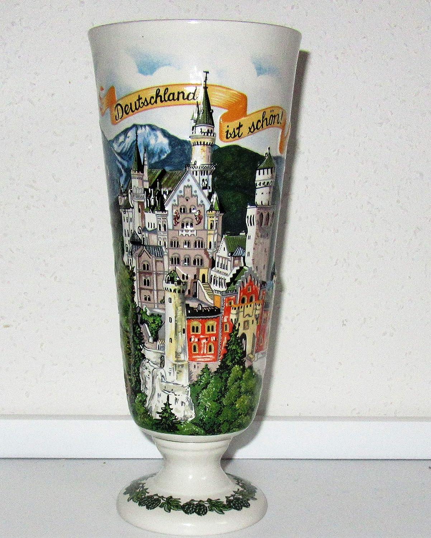 Erdinger 1989 - Jarra de cerveza blanca, cerveza, cerveza, cervatillo, cristal