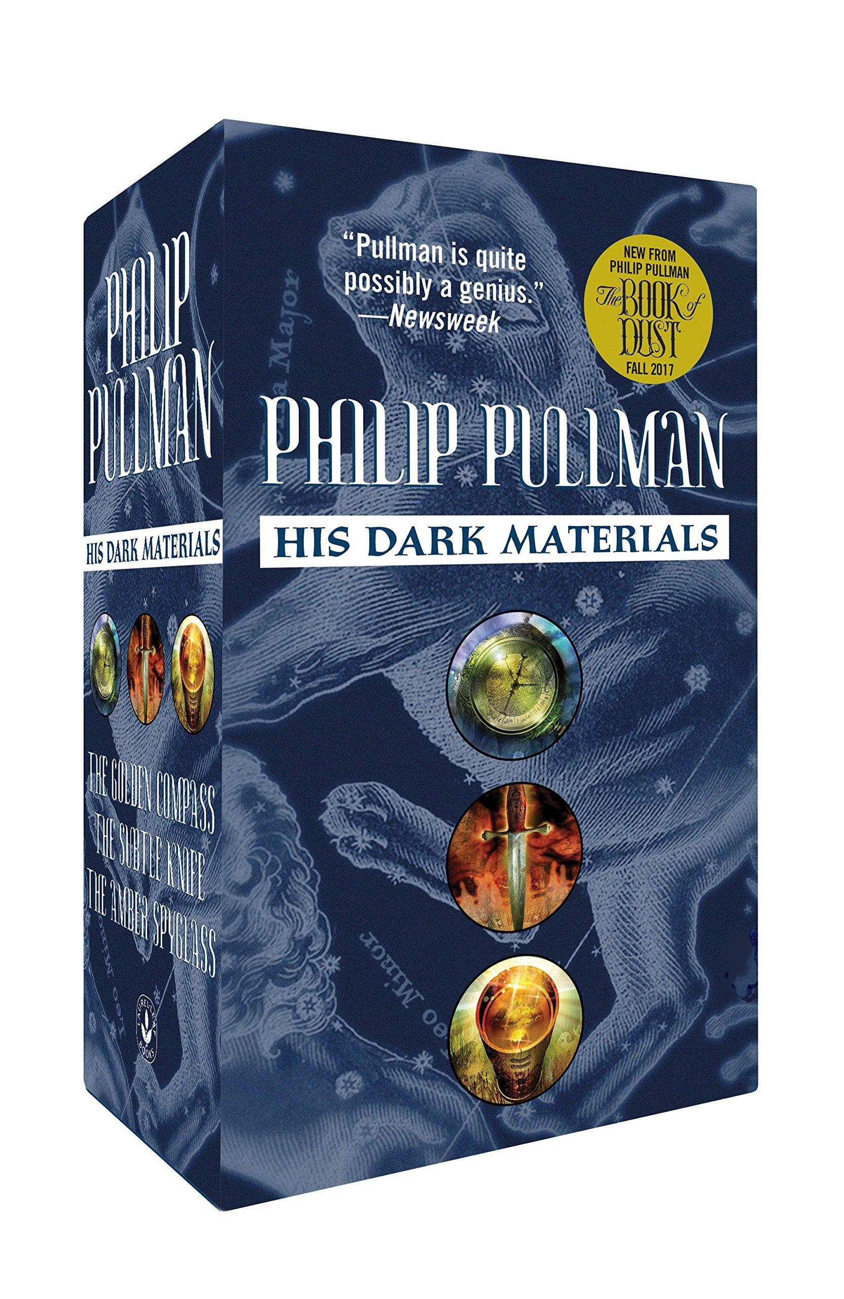 His Dark Materials (Laurel-Leaf)