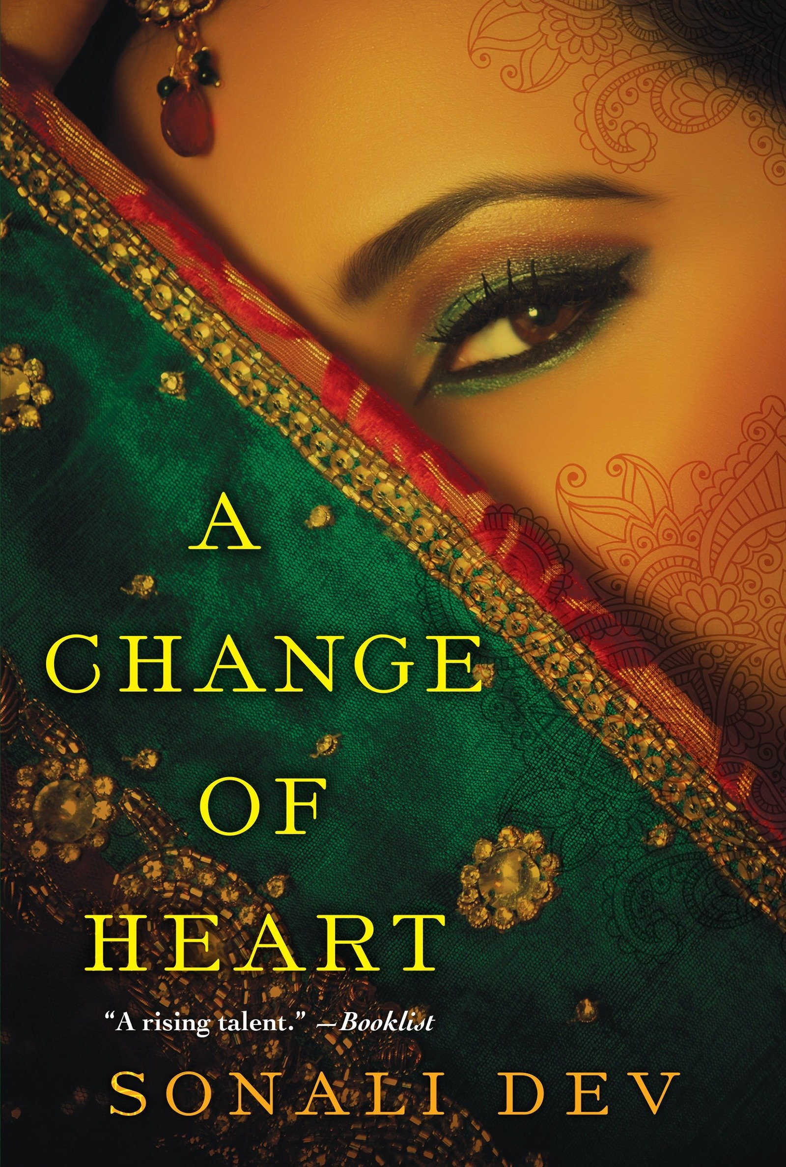 Change Of Heart Book