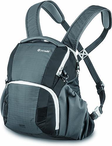 Pacsafe V11-Storm Grey Camsafe Anti-Theft Camera Front Pack (Storm Grey): Amazon.es: Electrónica