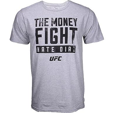 Reebok Nate Diaz el dinero Lucha UFC camiseta: Amazon.es: Deportes y aire libre