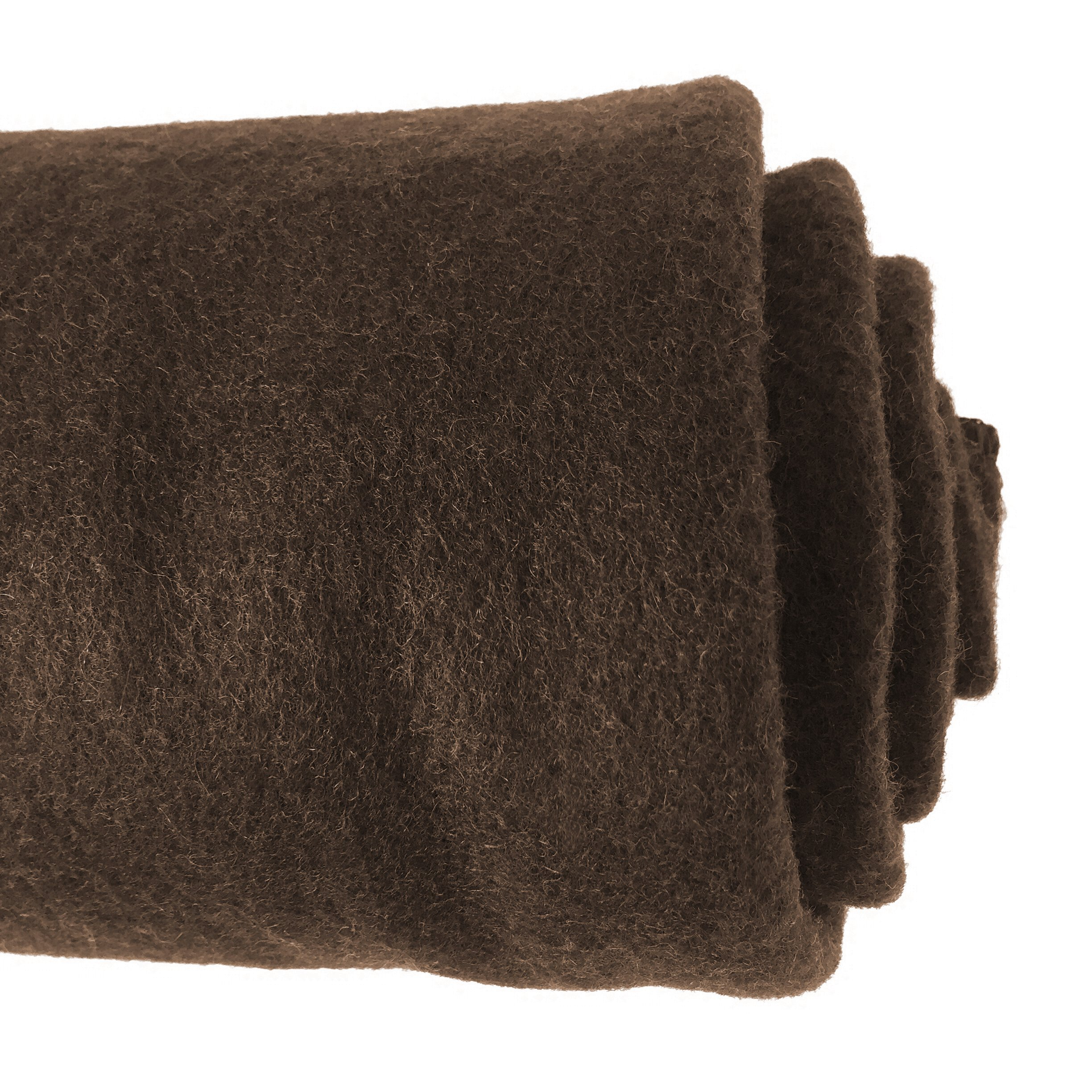EKTOS 80% Wool Blanket, Brown, Light & Warm 3.7 lbs, Large Washable 66''x90'' Size, Perfect for Outdoor Camping, Survival & Emergency Preparedness Use by EKTOS (Image #7)