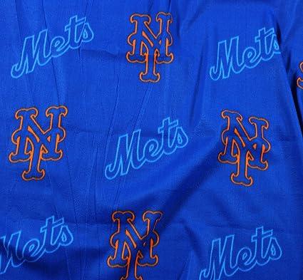 . Northwest New York Mets MLB Fleece Throw Blanket by