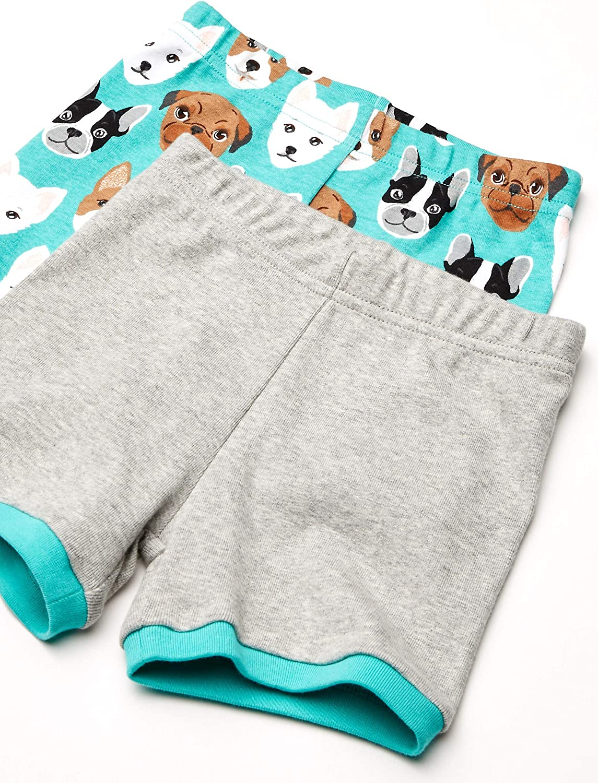 Spotted Zebra Pijamas de Algod/ón de Ajuste C/ómodo Para Dormir Marca 3 Unidades - pajama-sets Unisex ni/ños