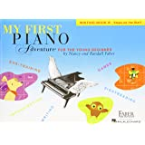 Faber Piano Adventures: My First Piano Adventure - Writing Book B