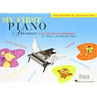 My First Piano Adventure, Writing Book B: For the Young Beginner