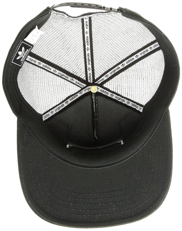 b57f2409d Adidas Men's Originals Patch Trucker Baseball Cap