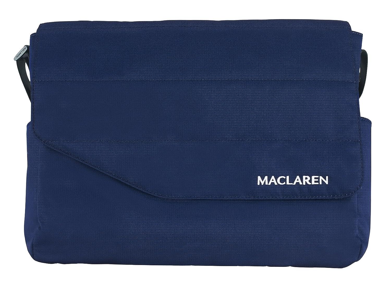 Maclaren Messenger - Bolso cambiador, color azul