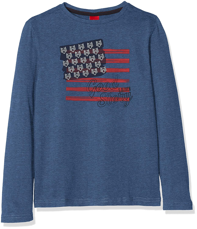 Shirt /À Manches Longues Gar/çon s.Oliver T