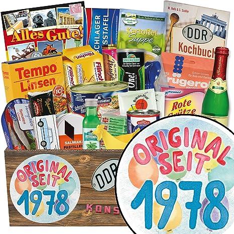 Original Seit 1978 Geschenk 40 Geburtstag Frau