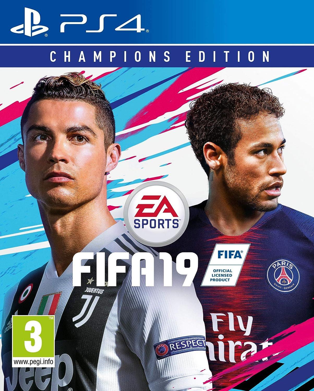 946446db152 FIFA 19 Champions Edition (PS4): Amazon.co.uk: PC & Video Games