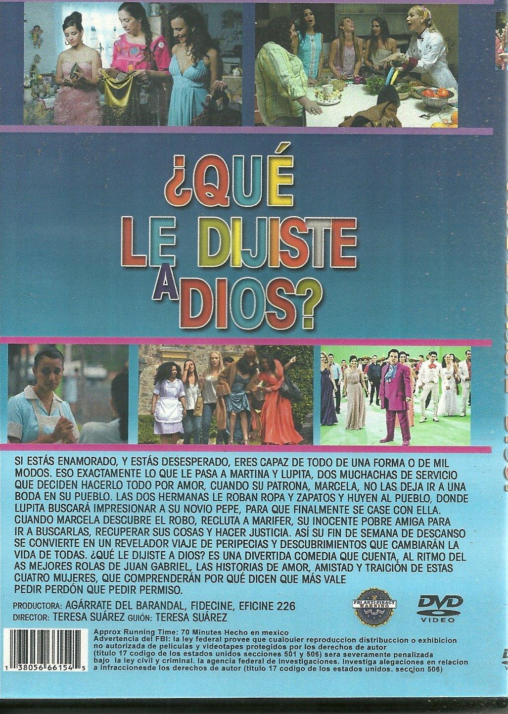 Una Comedia Con Rolas De Juan Gabriel: Movies & TV