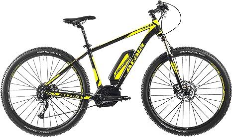 29 pulgadas Hombre eléctrico Mountain Bike 9 velocidades Atala B de Cross Pro: Amazon.es: Deportes y aire libre