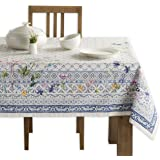"Maison d' Hermine Faïence * 纯棉桌布 多种颜色 60""x90"" B01LWIQ8LN"