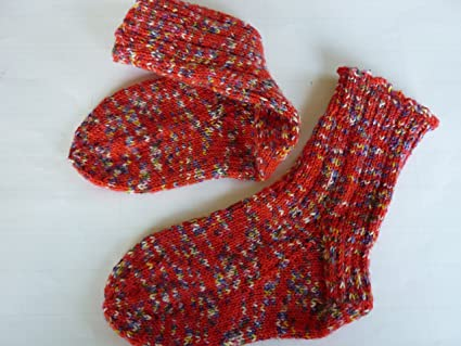 handgestrickte SockenKinder jungen 25 mädchen Wollsocken nO0X8wkP