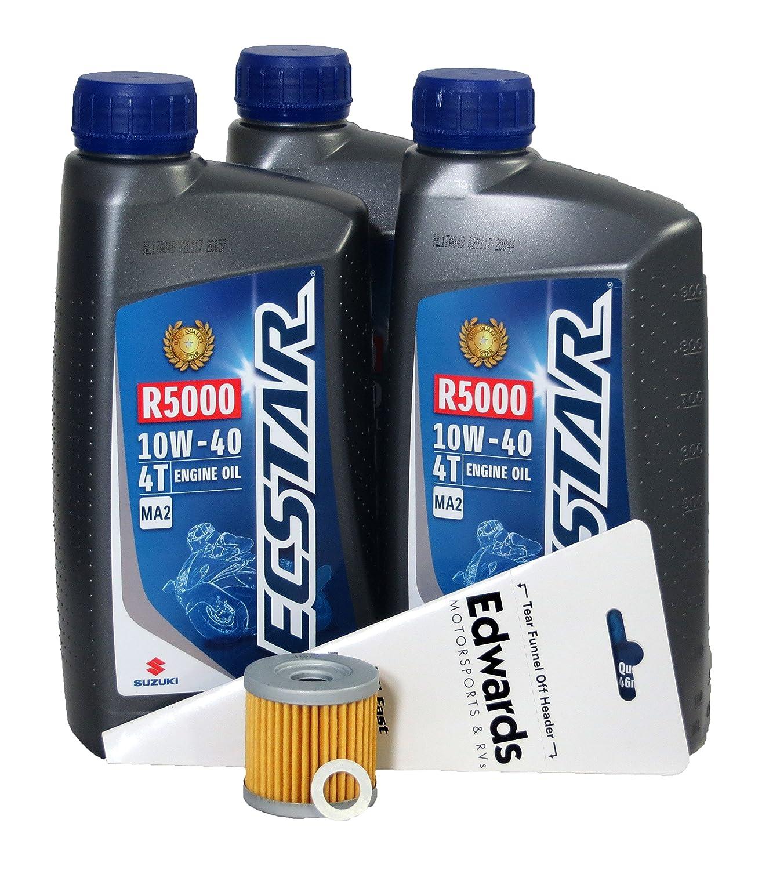 2004-2009 Suzuki LT-Z400 Oil Change Kit