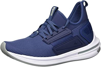 55f9250c2da Puma Men's Ignite Limitless Synthetic SR Sneakers: Buy Online at Low ...