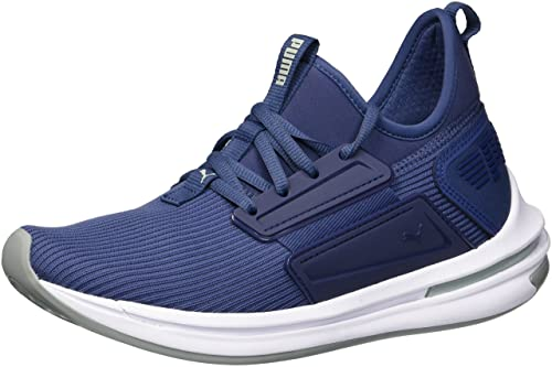 PUMA Men s Ignite Limitless SR Sneaker Navy  Puma  Amazon.ca  Shoes ... b07de897d