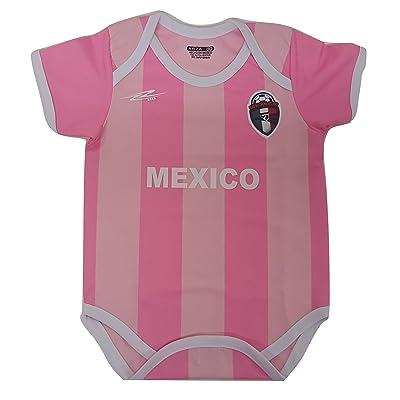 Mexico soccer futbol baby onesie bodysuit mameluco