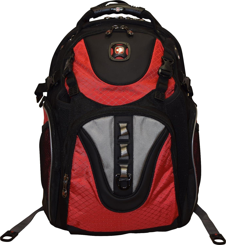 8e16aa7986e0 Amazon.com  SwissGear® Maxxum Double Zipper Backpack With 16