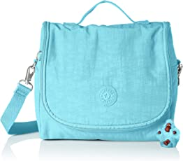 Kipling Kichirou Blue Splash Insulated Lunch Bag, Bluesplash