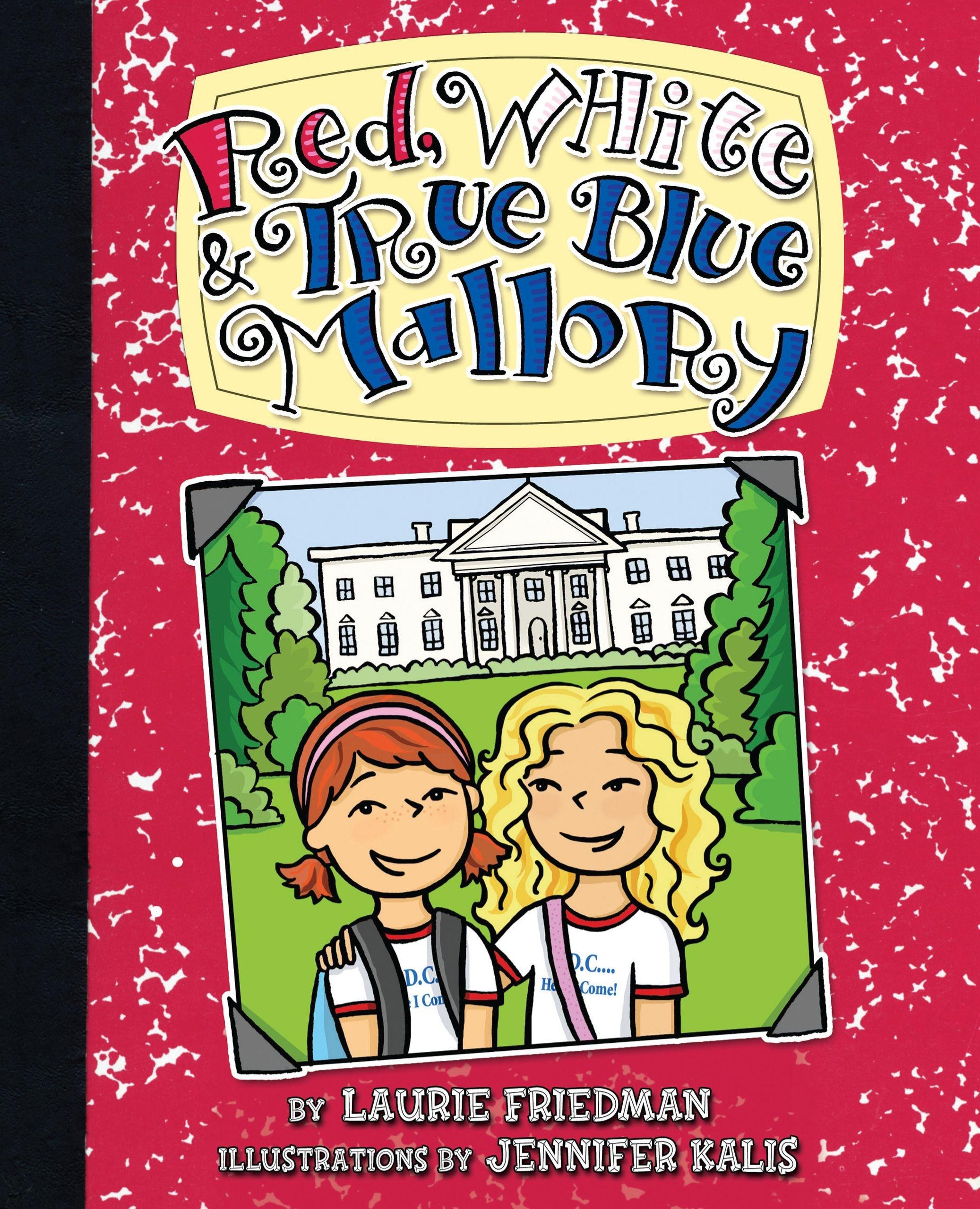 Red, White & True Blue Mallory PDF