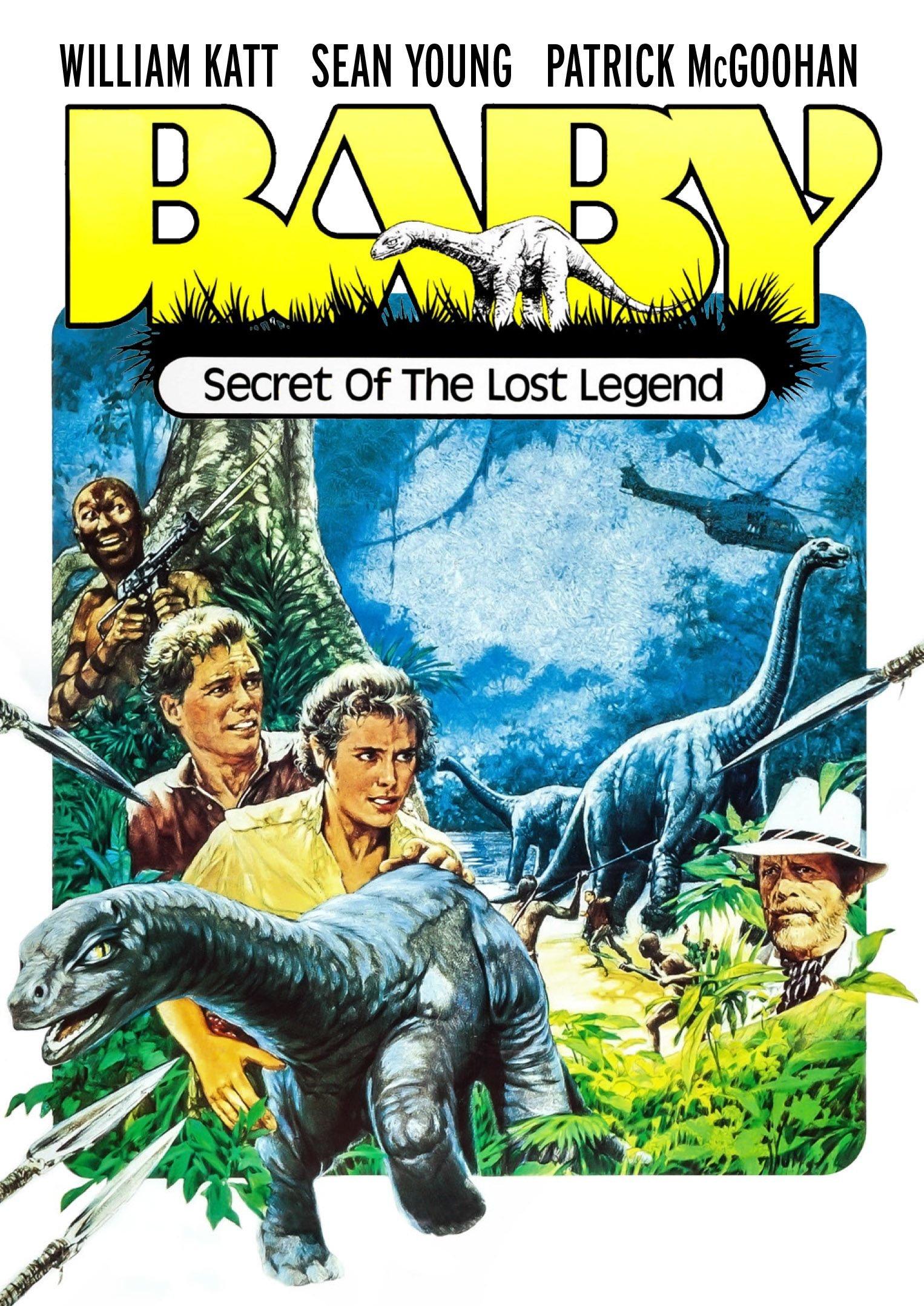 DVD : Baby: Secret Of The Lost Legend (DVD)