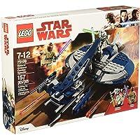LEGO Star Wars General Grievous' Combat Speeder Building Set (Blue)